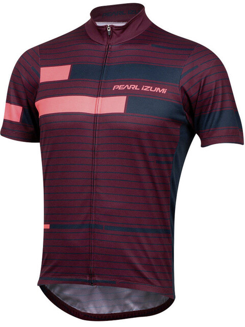 PEARL iZUMi Select LTD - Maillot manches courtes Homme - rouge